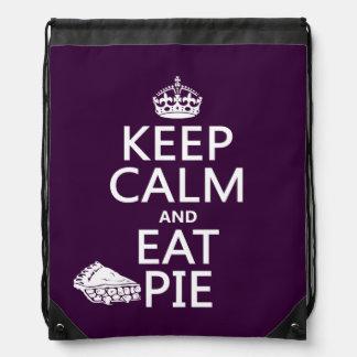 Eat Pie Backpacks