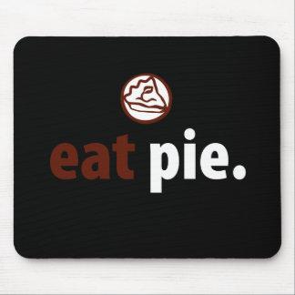 Eat Pie Mousepad