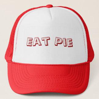 Eat Pie Trucker Hat