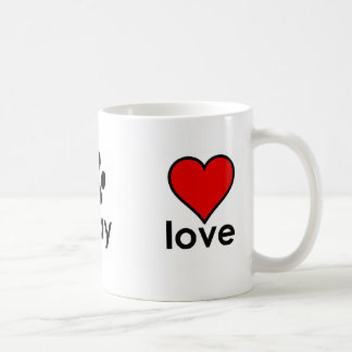 Eat.Play.Love. Coffee Mug