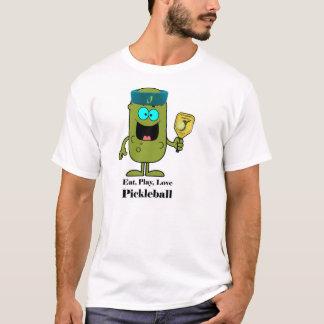 Eat, Play, Love Pickleball T-Shirt