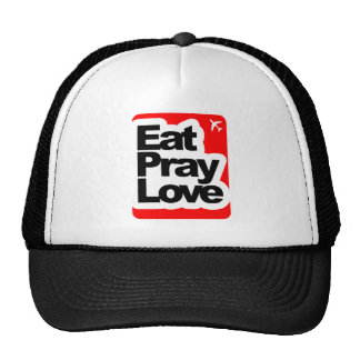 Eat Pray Love Cap