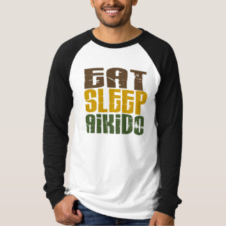 Eat Sleep Aikido 1 T-Shirt