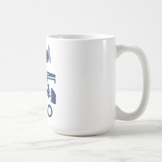 Eat Sleep Aikido Coffee Mug