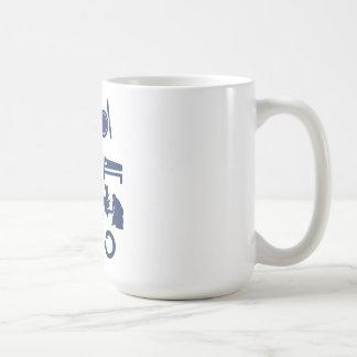 Eat Sleep Aikido Coffee Mugs