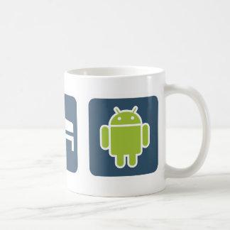 Eat. Sleep. Android. Coffee Mug