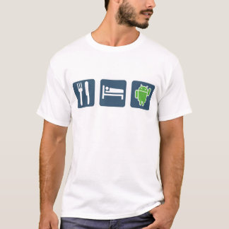 Eat. Sleep. Android. T-Shirt
