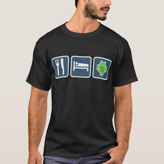 Eat. Sleep. Android. T-Shirt