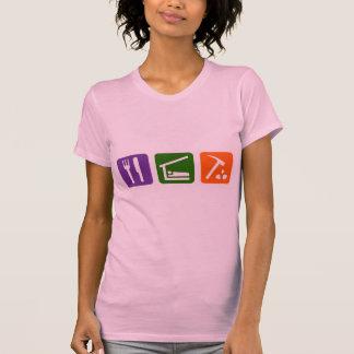 Eat Sleep Archaeology T-Shirt