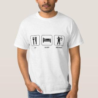 Eat Sleep Archery T-Shirt