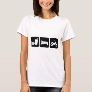 Eat Sleep ATV T-Shirt