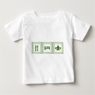 Eat Sleep... Baby T-Shirt