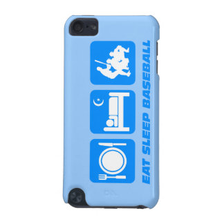 eat sleep baseball iPod touch (5th generation) cover