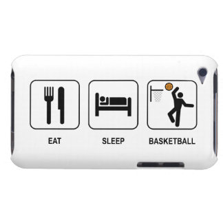 Eat Sleep Basketball Case-Mate iPod Touch Case