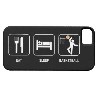 Eat Sleep Basketball iPhone 5 Covers