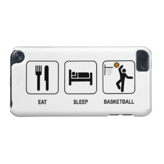 Eat Sleep Basketball iPod Touch 5G Cover