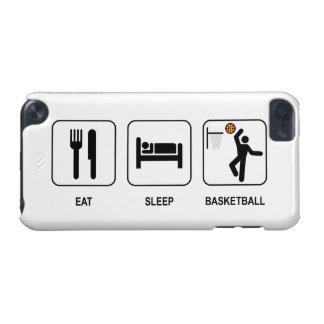 Eat Sleep Basketball iPod Touch 5G Cover