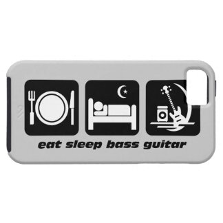 eat sleep bass guitar case for the iPhone 5
