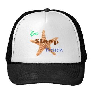 Eat Sleep Beach - Hat