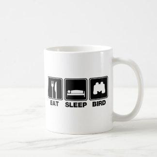 Eat Sleep Bird (bins) Coffee Mug