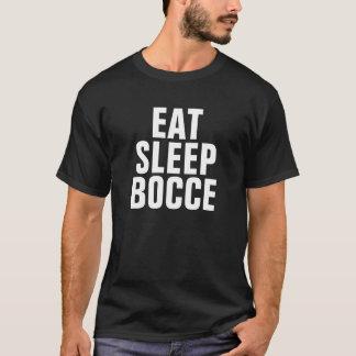 Eat sleep Bocce T-Shirt