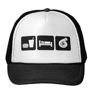 Eat Sleep Boost Cap