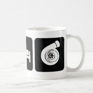 Eat Sleep Boost Coffee Mug