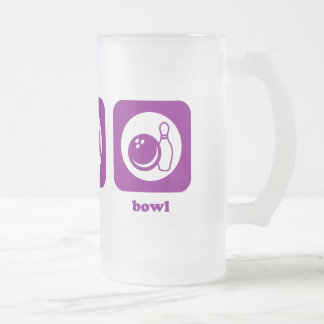 Eat. Sleep. Bowl. Mug