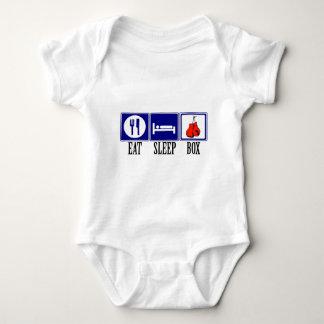Eat, Sleep, Boxing Tshirts