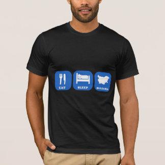 Eat Sleep Bulgaria T-Shirt