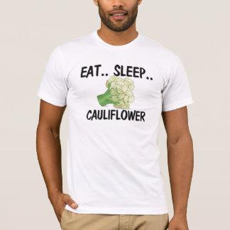 Eat Sleep CAULIFLOWER T-Shirt