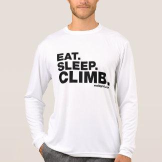 Eat Sleep Climb T-Shirt