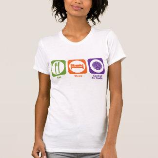 Eat Sleep Control Air Traffic T-Shirt