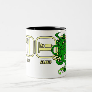 Eat - Sleep - Cthulhu Mug