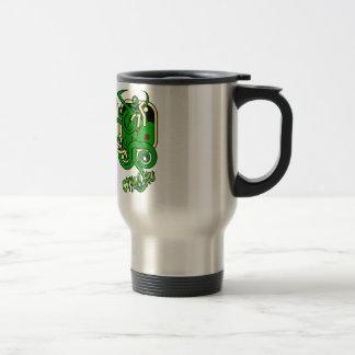 Eat - Sleep - Cthulhu Reusable Travel Mug