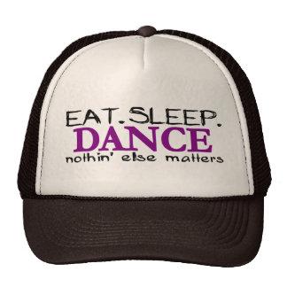 Eat Sleep Dance Mesh Hat