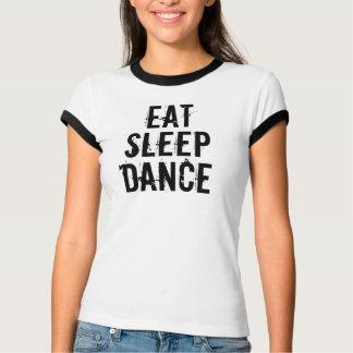 EAT SLEEP DANCE Shirt