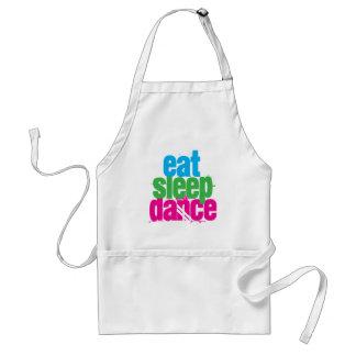 Eat, Sleep, Dance Standard Apron