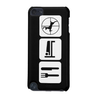 Eat Sleep Deer Hunt Funny iPod Touch 5G Covers