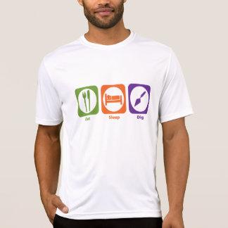Eat Sleep Dig Shirts