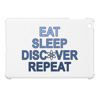 Eat Sleep Discover Repeat iPad Mini Covers