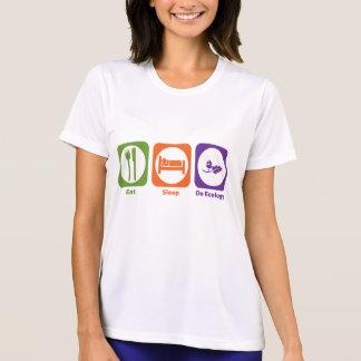 Eat Sleep Do Ecology T-Shirt