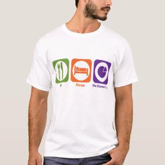Eat Sleep Do Economics T-Shirt