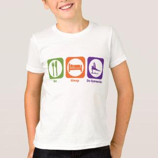 Eat Sleep Do Gymnastics Tee Shirts
