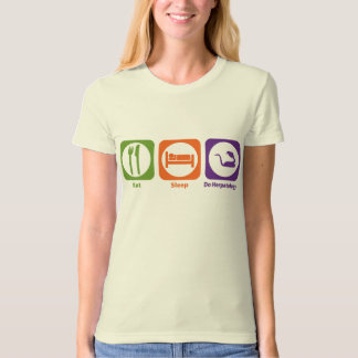 Eat Sleep Do Herpetology T-Shirt