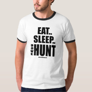 Eat Sleep Dove Hunt Shirts
