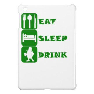 Eat Sleep Drink Cover For The iPad Mini