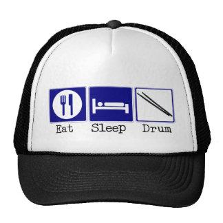 Eat, Sleep, Drum Cap