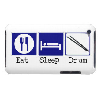 Eat, Sleep, Drum iPod Touch Case-Mate Case