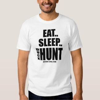 Eat...Sleep...Duck Hunt T-shirt